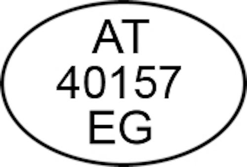 Foto - Genusstauglichkeitskennzeichen