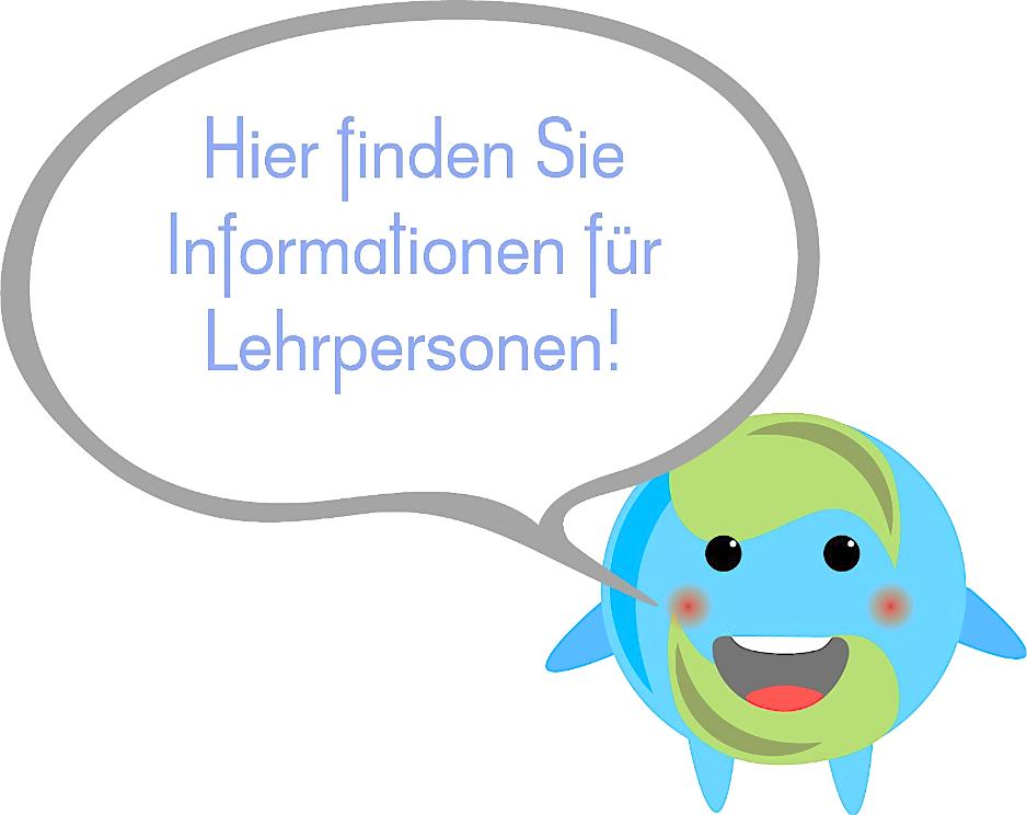 hier gibt es Informationen für Lehrpersonen!