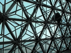 Quelle: sxc.hu_user_Ayla87_1381425_abstract_modern_roof_structure