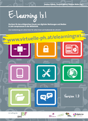 Cover E-Learning 1x1