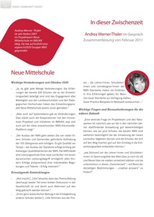 screenshot Neue Mittelschule