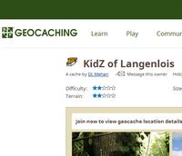 Geocaching Langenlois