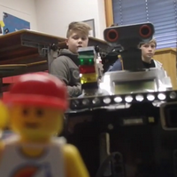 KidZ Legofilm  VMS Hard Mittelweiherburg