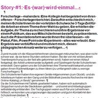 Story:  Margit Stockreiter