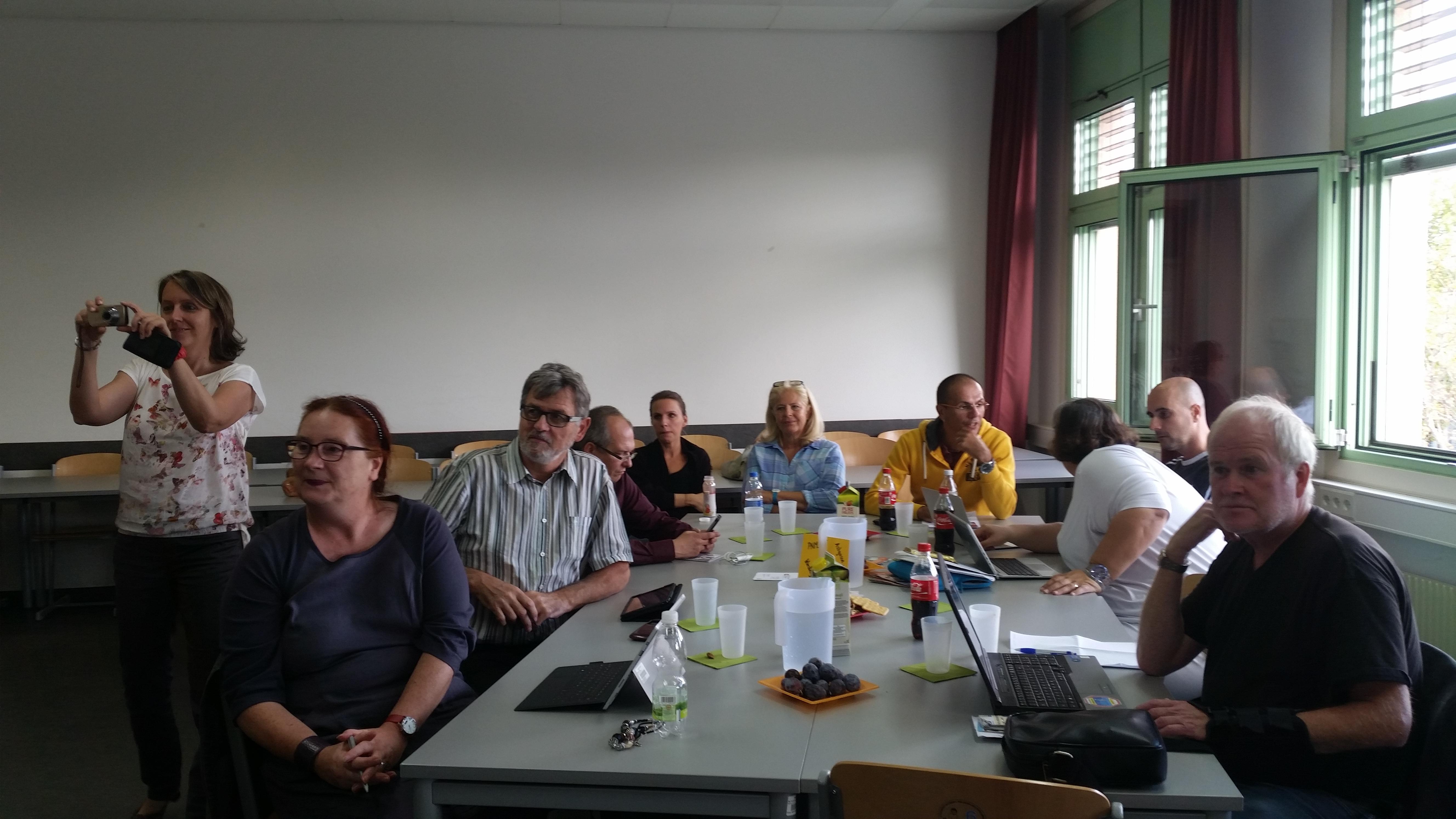 Teilnehmer/innen KidZ SttartUp 2015
